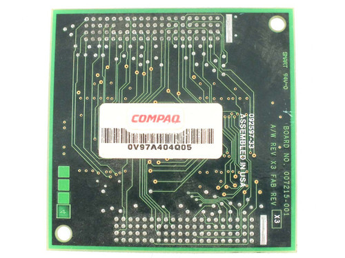 Compaq 007213-001 S3V3 SGRAM Upgrade Video Card 2MB