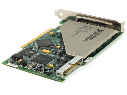 National Instruments 6035E 200kS/s 16-bit Multifunction I/O Board PCI 16 Inputs