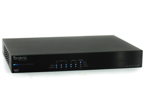 Araknis AN-310-RT-4L2W VPN Router 310-Series Multi-WAN Gigabit