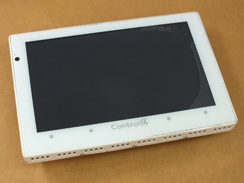 """Control 4 C4-TW7C0 7"""" In-Wall Touch Screen with Camera - White"""