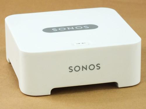 Sonos BR100 2-Port Ethernet ZoneBridge for Sonos Wireless Network -No Power Cord