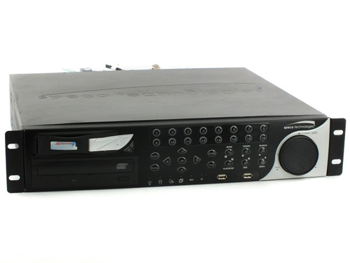 Speco Technologies DVR-16TN/300 DVR 16 Channel, 300GB, Up to 120pps