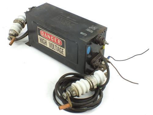 GE 9T61Y2025 Luminous Tube Transformer CY 60 PRI V 120 VA 100 6000 SEC MA 30