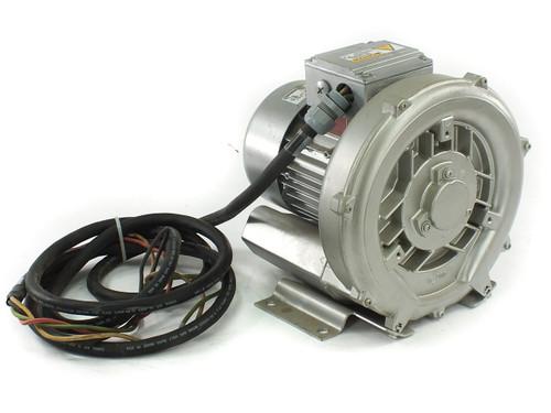 Gardner Denver G200 2BH1300 Regenerative Blower 57 SCFM
