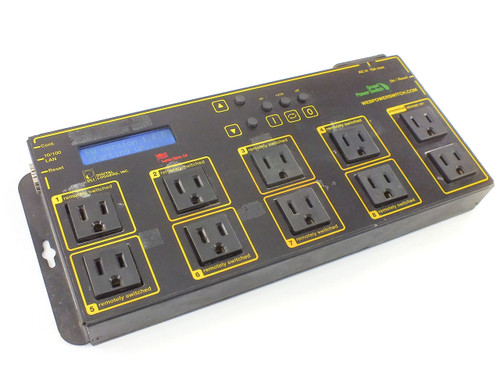 Digital Loggers inc. webpowerswitch.com Power Switch Wifi Enabled Power Switch