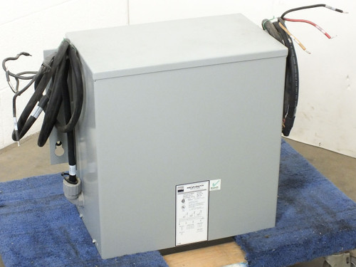 EGS HT1F9AS Hevi Duty Transformer 480D 208Y 60HZ 3PH 9KVA Tested Working
