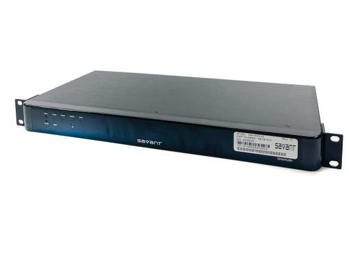 Savant SSA-4000-00 Audio/Video Controller Advanced 4-zone distributed audio