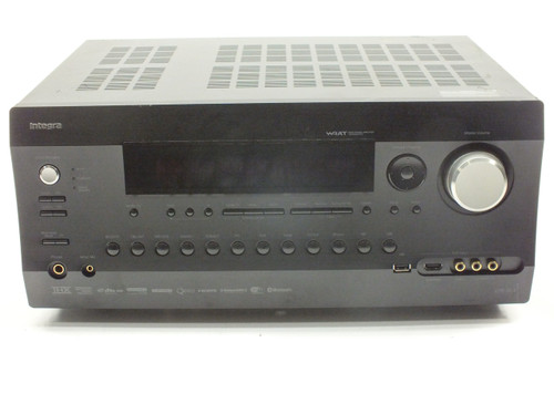 Integra DTR-50.5 7.2-Channel Network A/V Stereo Receiver - No Sound - As Is