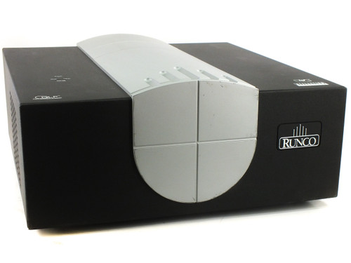Runco CL-810 Ultra Projector Reflection with DHD-22X Video Controller AS - IS