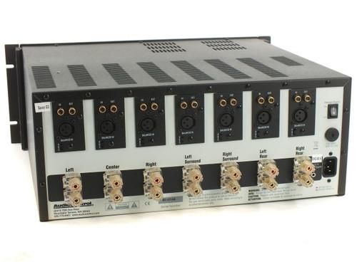AudioControl Savoy G3 200 Watt Seven Channel Home Theater Amplifier Class H
