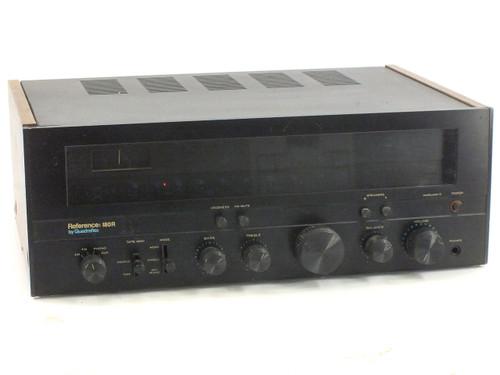 Quadraflex Reference:180R AM/FM Stereo Receiver-18W per Channel- 4 Speaker Jacks