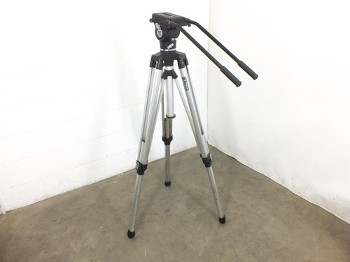 ITE T40 Professional Video Tripod with H40 Fluid Head