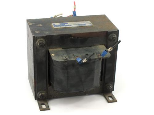 General Signal SBW 1kVA Transformer Phase-1 208/230 to 115 VAC - 2831294T00 SBW