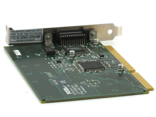 National Instruments AT-GPIB/TNT Controller Card Plug and Play IEEE 488.2