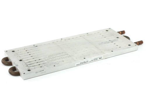 Lytron CP12G05 Tubed Cold Plate 12 x 5 (304mm x 127 mm) with Custom Vacuum Holes