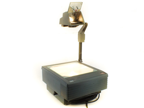 3M 9550 Overhead Projector Model 9000AJH Portable with Carry Strap - 36v Lamp