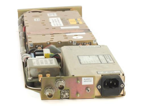 LNR TREXCOM PL/6595 Super Extended Wide C Band Upconverter Card - 5845-6725 MHz