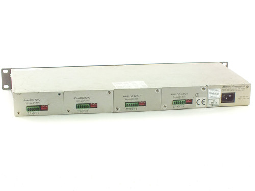 Wohler Technologies LM53-8 Level Meter Rackmount AES/EBU Digital 8-Ch 53-Segment