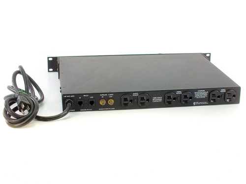 Furman ELITE-15 Power Conditioner 7-Outlet Linear Filtering AC