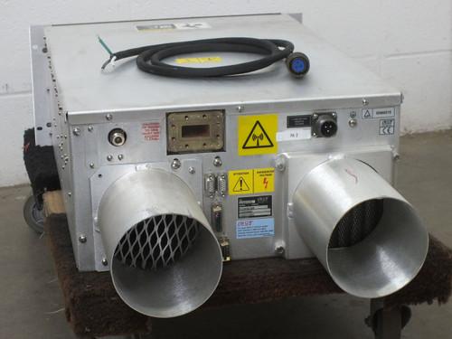 CPI VZC-6967AB Power Amplifier 700W TWTA Compact Medium CMPA C-Band
