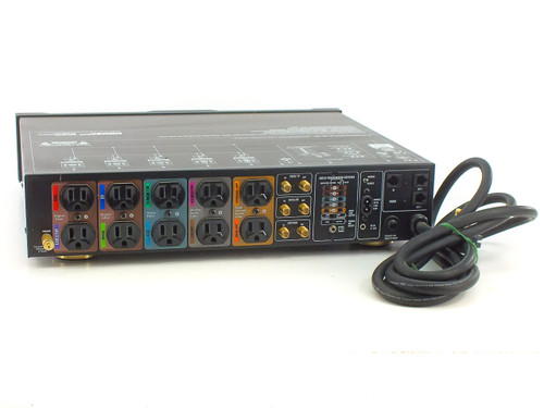 Monster Power HTS5000 MK II Power Conditioner Home Theater PowerCenter