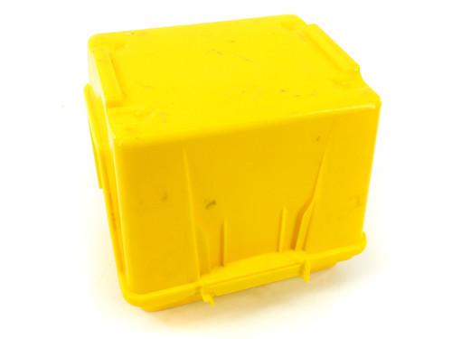"""Fluoroware E124-60 Silicon Wafer Case 6"""" 150mm Robox A182-60MU Cassette"""