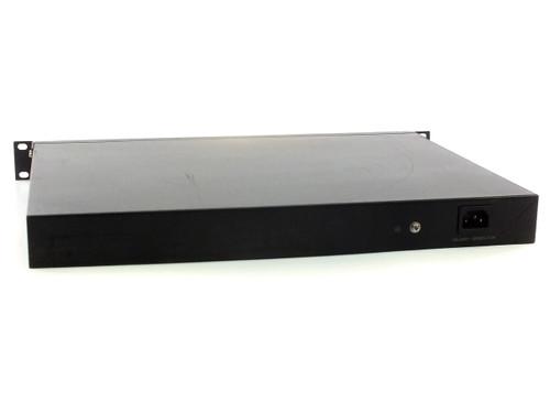 "Luxul XMS-1024P 24-Port Gigabit Ethernet Smart PoE Switch in 19"" Rackmount Form"