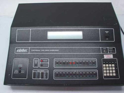 Cipher Cartridge Tape Drive Exerciser Tester CTEX