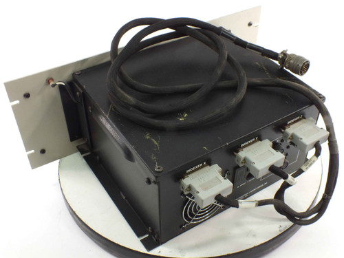 Pacific Precision Laboratories DBSA 3-Axis Stage Controller Compumotor DB-Drive
