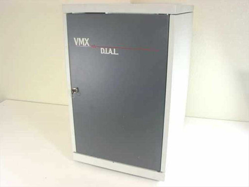 VMX D.I.A.L. PBX Telecom Cabinet Loaded with Cards & Drive