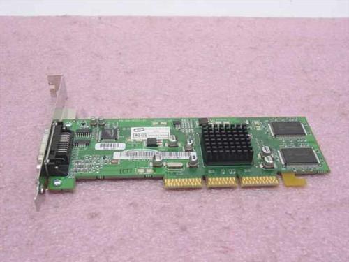 ATI 1028111001 32MB AGP Video Card Rage with DVI Display Port