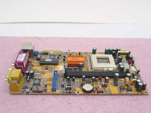 PC Chips 528VE10 PGA Socket 370 System Board with PC133 GFXcel Baby Motherboard