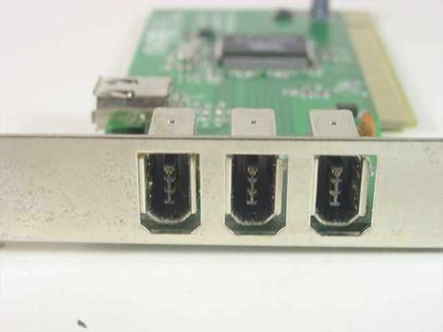 Encore 4 Port FireWire IEEE-1394 PCI Host Adapter ENL1394-PCI-VA