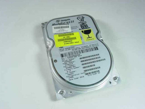 """Compaq 166973-001 6.4GB 3.5"""" IDE Hard Drive - Seagate Medalist ST36531A 9K2005"""