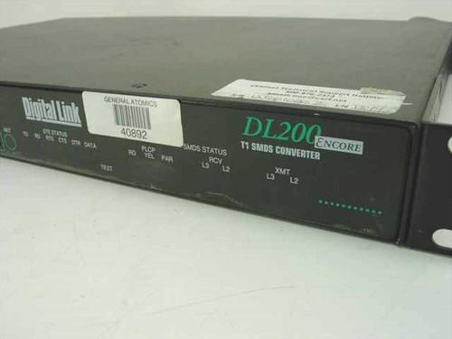 Digital Link Encore T1 SMDS Converter (DL200)