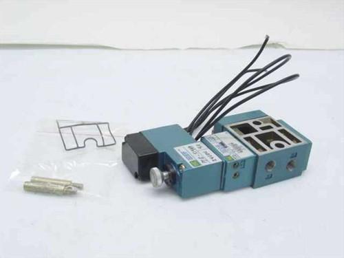 MAC Valves Solenoid Control Valve 714C-11-PI-514AA