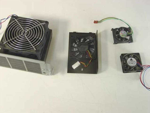 Generic 12V CPU Exhaust Fan (12V)