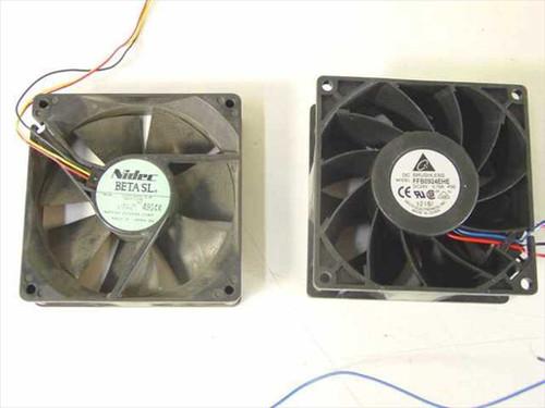 Generic 12V 0.56A, 15V, 16V CPU Fans (12V)
