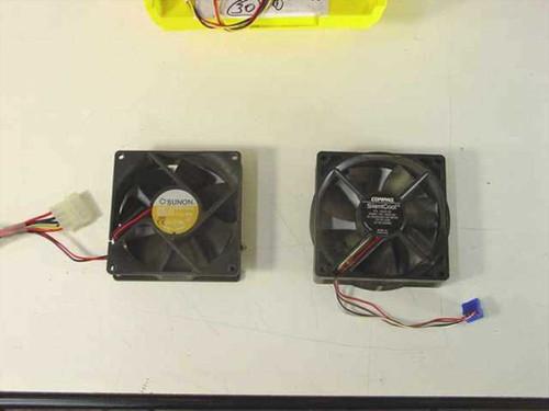 Generic 12V 0.12A CPU Fans (12V)
