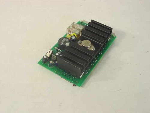 Nordiko 600600EE PCB Controller / Relay Board from a SoCal R&D Laboratory