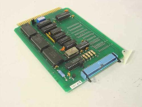 Semitool MTR Interface PCB 14863B 507E