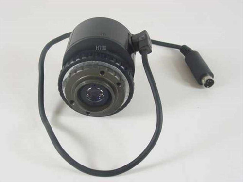 Rainbow H12mm 1 1.2 E-II Lens Remote CCTV Light Ring