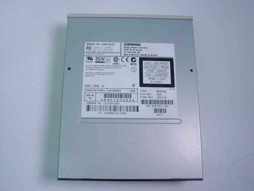 Compaq 32x IDE CD-ROM Drive Model NO. CDR-8435 (127434-205)