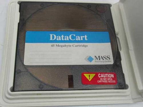 Mass Microsystems 45 Megabyte Cartridge (DataCart)