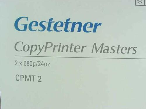Gestetner Copy Print Masters CPMT2 Refill (2730920)