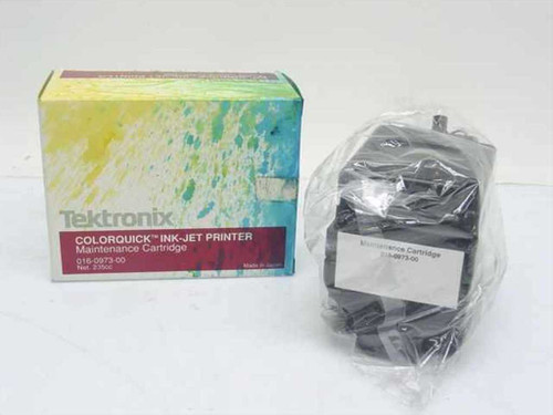Tektronix Colorquick Ink-Jet Printer Maintenance Cartridge (016-0973-00)
