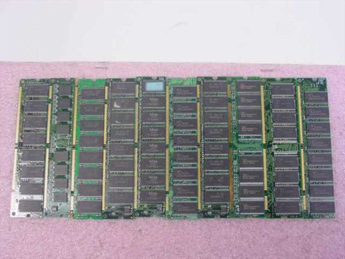 Lot of 10 Pieces of Generic 128MB 168-Pin PC100 SDRAM Memory / Computer RAM