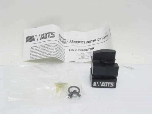 Watts FluidAir Shut Off Valve 1/4 Inch 300 PSI AKV35-02 M1 F35