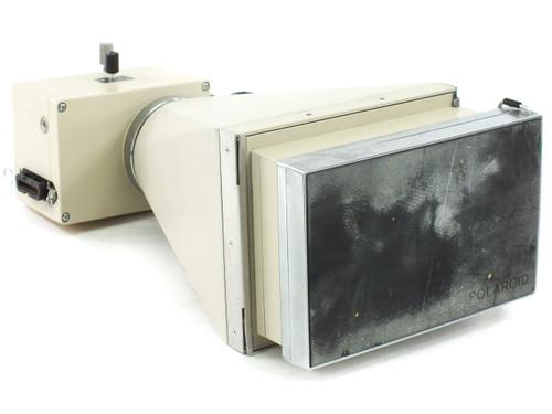 Olympus Photomicrography Camera Polaroid Back PM-DL-W & PM-CP-W