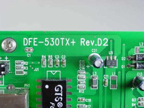 Realtek 10/100 Fast Ethernet Desktop PCI Adapter DFE-530TX